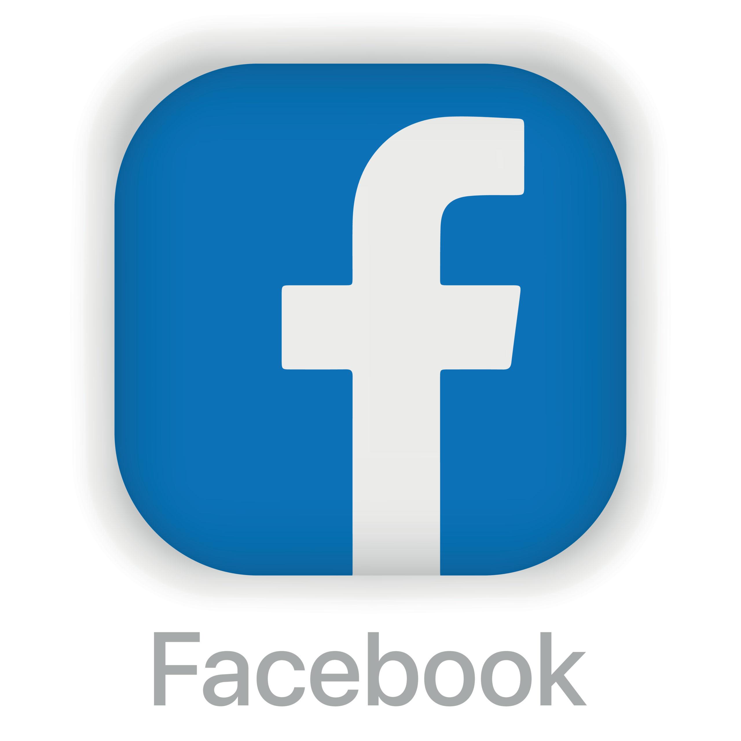 Vinnytsia,,Ukraine,,October,30,2020:,Facebook,Vector,Image,Of,A